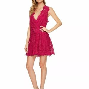NEW NWT Free People Heart in Two Lace Dress